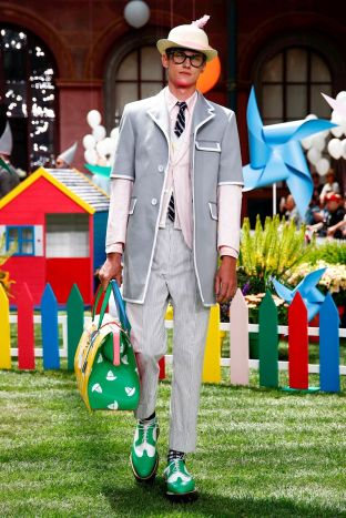 Thom Browne Menswear Spring Summer 2019 Paris55