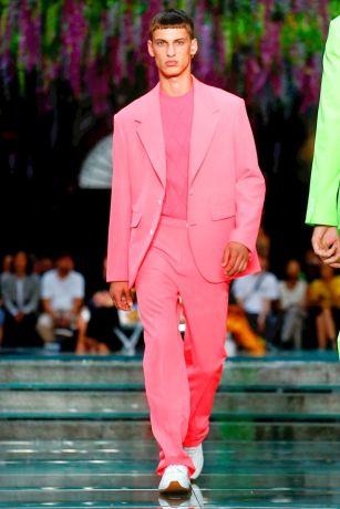 Versace Menswear Spring Summer 2019 Milan21