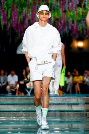 Versace Menswear Spring Summer 2019 Milan27