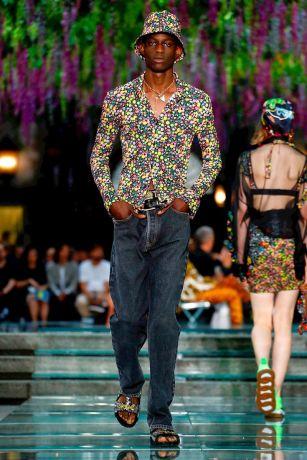 Versace Menswear Spring Summer 2019 Milan34