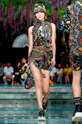 Versace Menswear Spring Summer 2019 Milan37