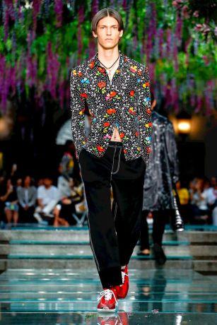 Versace Menswear Spring Summer 2019 Milan39
