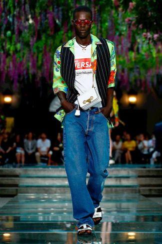 Versace Menswear Spring Summer 2019 Milan43