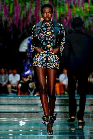 Versace Menswear Spring Summer 2019 Milan46