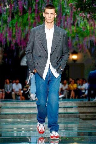 Versace Menswear Spring Summer 2019 Milan5