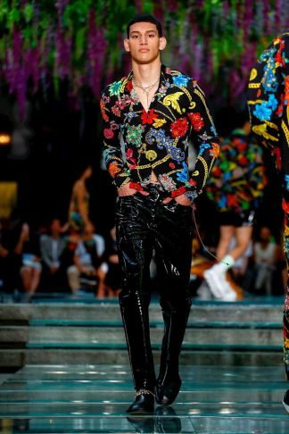 Versace Menswear Spring Summer 2019 Milan51