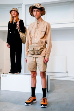 Wood Wood Menswear Spring Summer 2019 London15