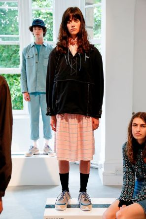 Wood Wood Menswear Spring Summer 2019 London17