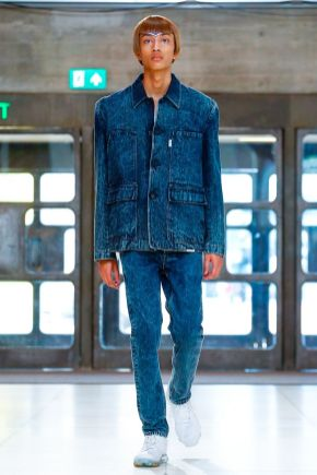 Xander Zhou Menswear Spring Summer 2019 London31
