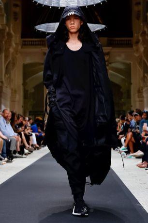 Y-3 Menswear Spring Summer 2019 Paris30