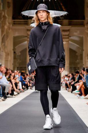 Y-3 Menswear Spring Summer 2019 Paris33