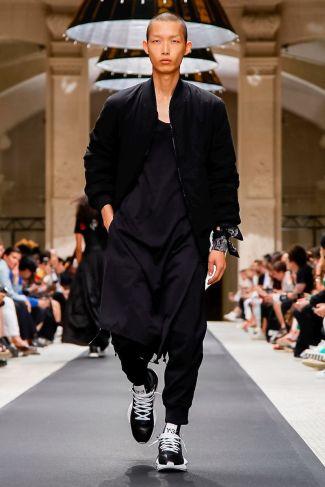 Y-3 Menswear Spring Summer 2019 Paris40