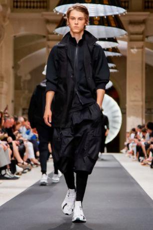 Y-3 Menswear Spring Summer 2019 Paris50