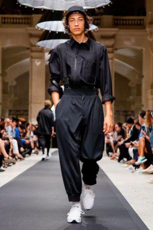 Y-3 Menswear Spring Summer 2019 Paris51