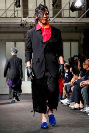 Yohji Yamamoto Menswear Spring Summer 2019 Paris16