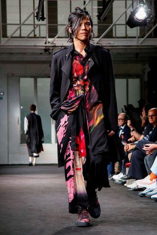 Yohji Yamamoto Menswear Spring Summer 2019 Paris33