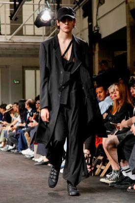 Yohji Yamamoto Menswear Spring Summer 2019 Paris4
