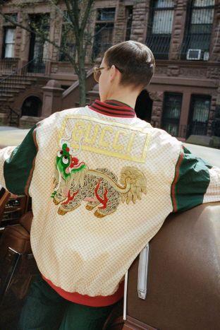 Gucci - Dapper Dan Collection 201822