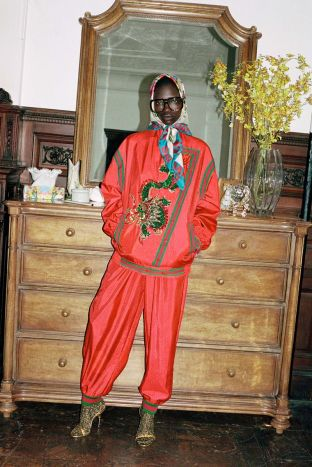 Gucci - Dapper Dan Collection 201827