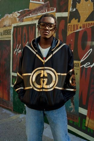 Gucci - Dapper Dan Collection 201831
