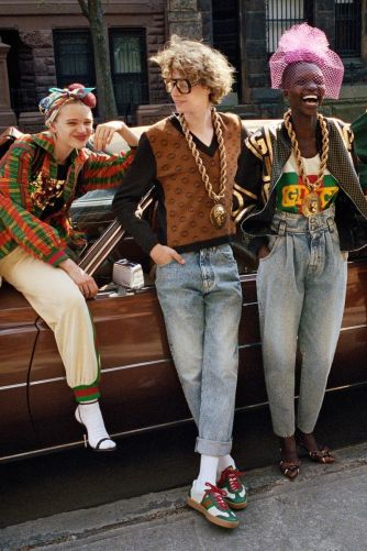 Gucci - Dapper Dan Collection 201833