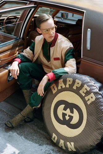 Gucci - Dapper Dan Collection 201837