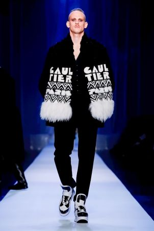 Jean Paul Gaultier Couture Fall Winter 2018 Paris1
