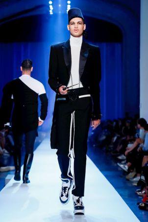 Jean Paul Gaultier Couture Fall Winter 2018 Paris10