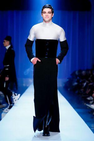 Jean Paul Gaultier Couture Fall Winter 2018 Paris15