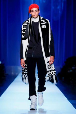 Jean Paul Gaultier Couture Fall Winter 2018 Paris2