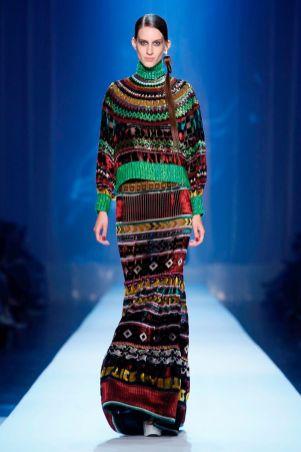 Jean Paul Gaultier Couture Fall Winter 2018 Paris21