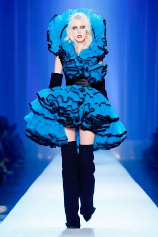 Jean Paul Gaultier Couture Fall Winter 2018 Paris25