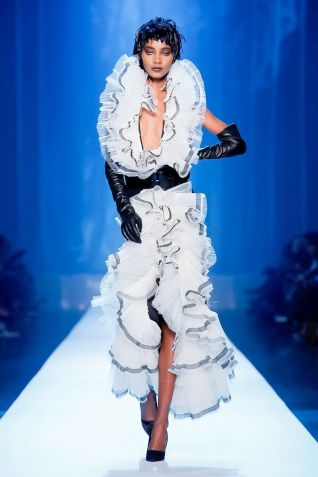 Jean Paul Gaultier Couture Fall Winter 2018 Paris29