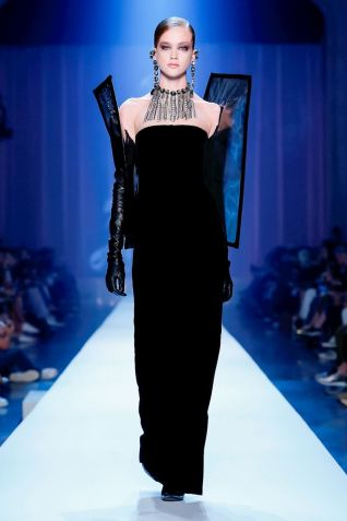 Jean Paul Gaultier Couture Fall Winter 2018 Paris30