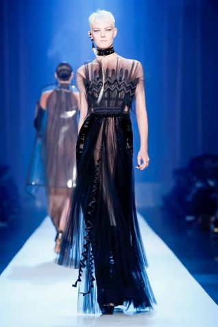 Jean Paul Gaultier Couture Fall Winter 2018 Paris31