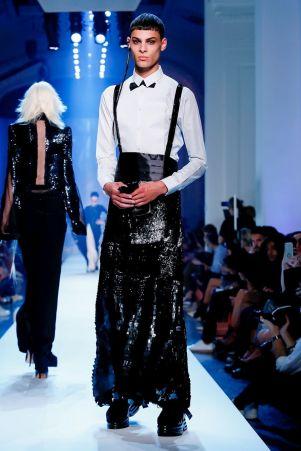 Jean Paul Gaultier Couture Fall Winter 2018 Paris44