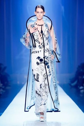 Jean Paul Gaultier Couture Fall Winter 2018 Paris47