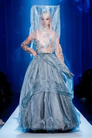 Jean Paul Gaultier Couture Fall Winter 2018 Paris49