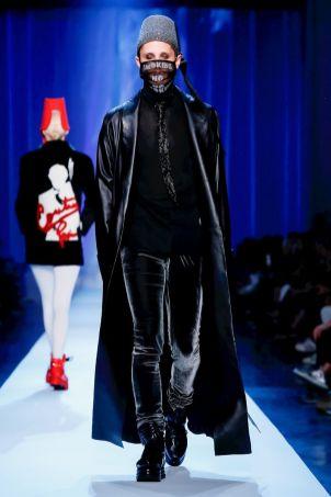 Jean Paul Gaultier Couture Fall Winter 2018 Paris5