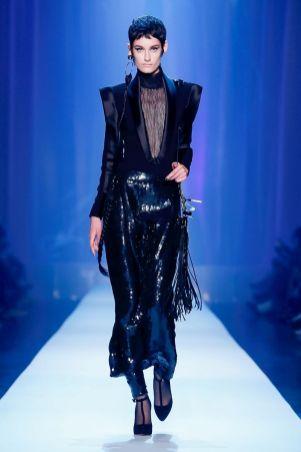 Jean Paul Gaultier Couture Fall Winter 2018 Paris50