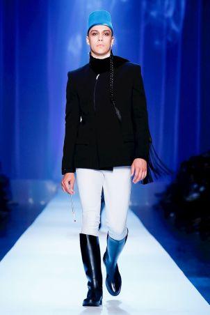 Jean Paul Gaultier Couture Fall Winter 2018 Paris7