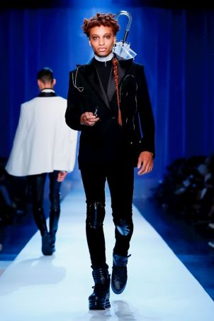 Jean Paul Gaultier Couture Fall Winter 2018 Paris9