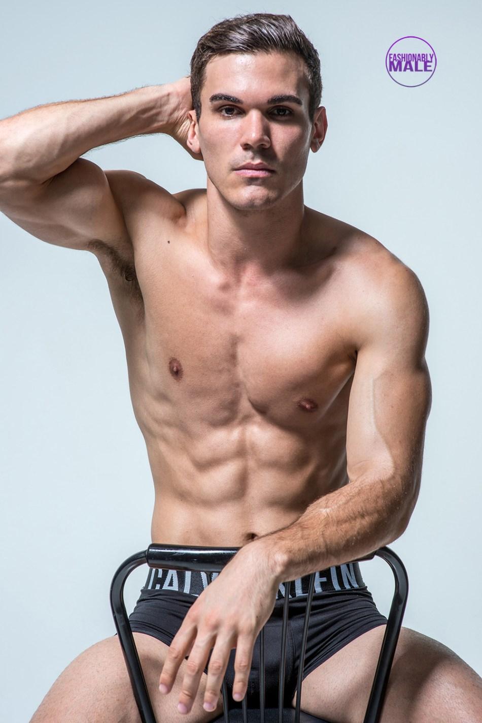 Here's Nicholas in Sexy New Shots by Juliana Soo