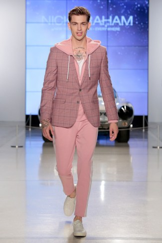 Nick Graham Spring Summer 2019 New York14