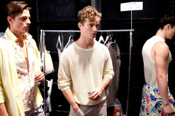 Parke and Ronen Spring Summer 2019 NYFW Backstage1