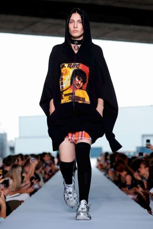 Vetements Ready To Wear Spring Summer 2019 Paris2