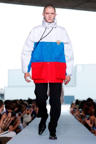 Vetements Ready To Wear Spring Summer 2019 Paris40
