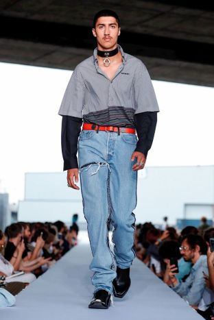 Vetements Ready To Wear Spring Summer 2019 Paris55