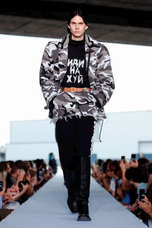 Vetements Ready To Wear Spring Summer 2019 Paris7