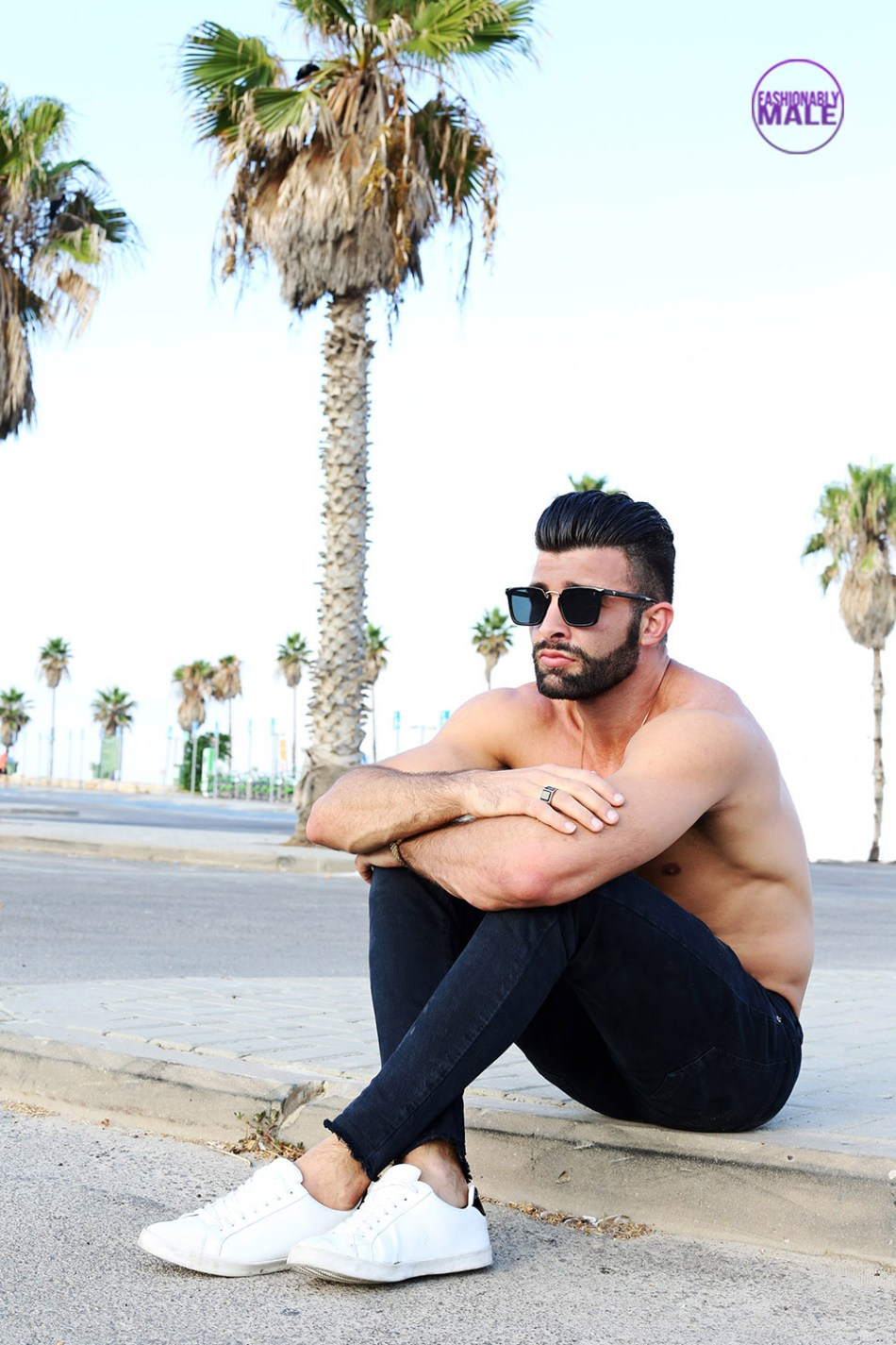 Meet Instagram Model Adam by Karim Konrad